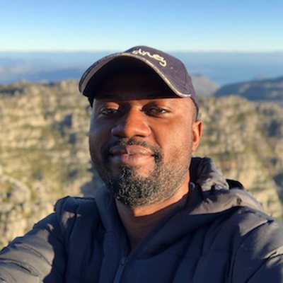 Mr. Mamana Mbiyavanga - Software Developer